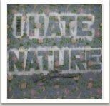 Neohip, 2005, akryl a umělá hmota na potištěném textilu, 190x190 cm