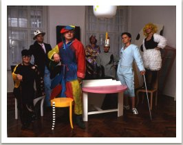 Párty při příležitosti módní přehlídky, 1986