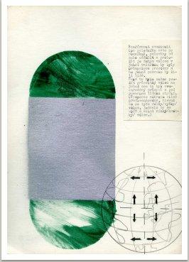 Zeměkoule jako park 1, 1972-1974 z knihy Sny o architektuře