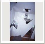 Interiér, 1985-1988, 600x500x350 cm, Západní Berlin