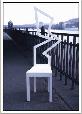 Židle ze série COCUB, 1972
