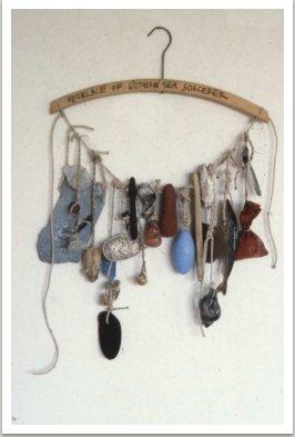 Šamanský náhrdelník, 1980