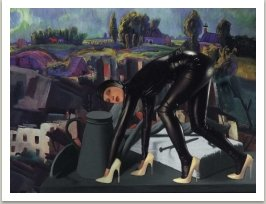 Čtyři boty, ze série Počítačových obrazů, 1997