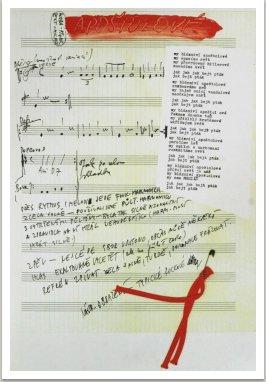 My blázniví poštolové, 1968, písně kapely Aktual