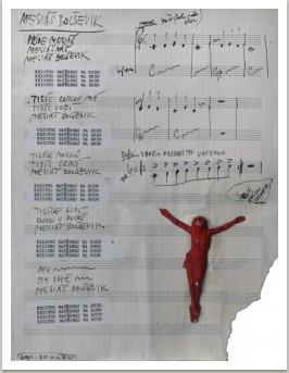 Mesiáš bolševik, 1968, písně kapely Aktual