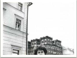 Z cyklu Procházky Prahou, 1986