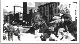 M.Knížák v New Yorku pozván G. Maciunasem, USA