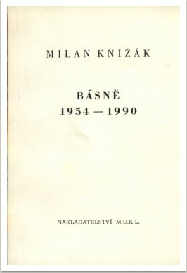 Básně, vyd. M.U.K.L., 1990