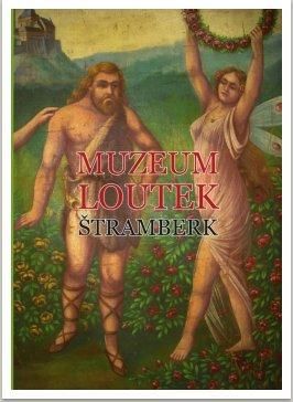 Muzeum loutek ze sbírek Milana Knížáka, Štramberk, vyd. Šmíra-print, Ostrava