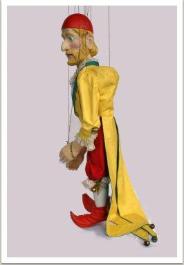 Kašpárek od Milana Knížáka (vymyšlený ve vězení 1974-75)