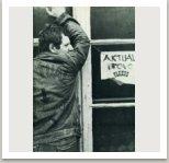 MILAN KNZAK - ACTION AS A LIFE STYLE - Katalog k výstavě Kunsthalle Hamburg, 10.10.-5.11. 1986 (Auswahl Der Aktivitäten 1953-1985)