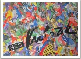 NEO KNÍŽÁK - Katalog k výstavě v Fondazione Mudima, Milano 31.1.1990-2.3.1991, Itálie