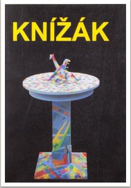Milan Knížák , katalog při příležitosti výstavy Palac Gorków w Poznaniu, 2001, Polsko