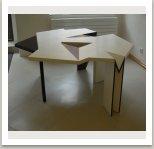 Stůl, 1971-1985