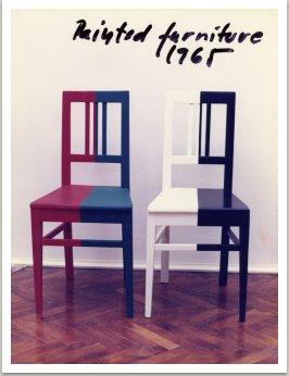 Malovaný design 1965