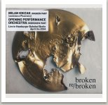 broken re/broken, life in Hamburger Bahnhof, Berlin 2014, Sub Rosa production, 2015, Belgium