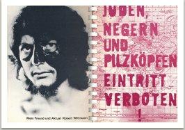 Robert Wittmann; Židům, černochům a vlasatcům vstup zakázán