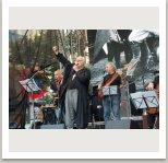 koncert kapely Aktual k smutnému výročí invaze spojeneckých armád 1968, Václavské náměstí, 21. srpna 2016