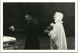Svatba, Kutná Hora, 1975